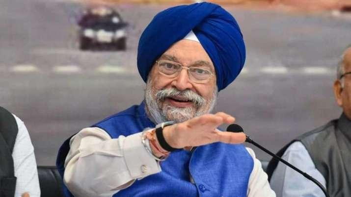Hardeep Singh Puri, Aviation Minister, Quarantine