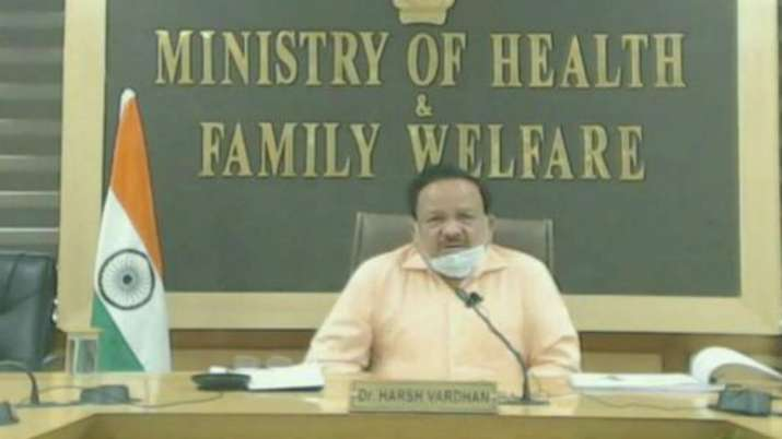 Harsh Vardhan downplays Markaz event