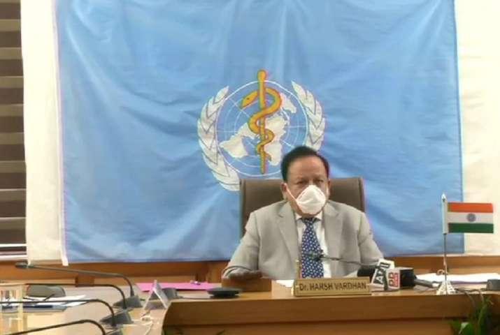 Dr. Harsh Vardhan takes charge as chairman of WHO Executive