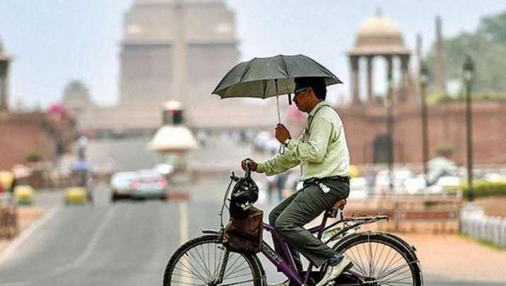 Heatwave, north India, monsoon, rain, lockdown