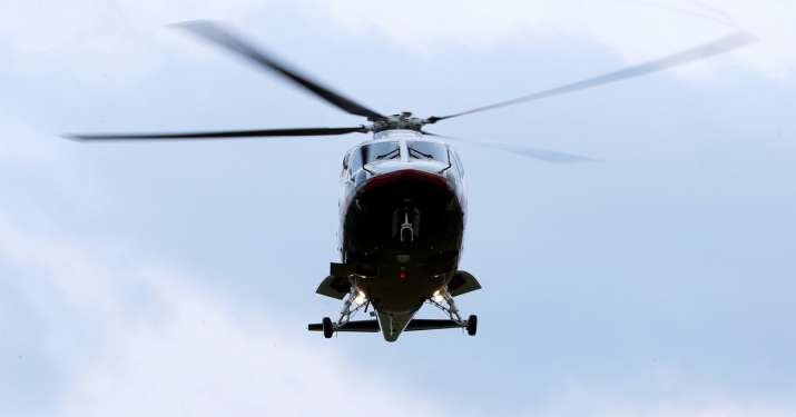 Mi-17 helicopter makes emergency landing in Sikkim (Representational image)