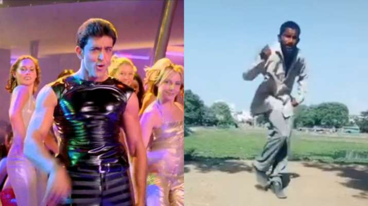 TikTok video of man grooving to 'You Are My Soniya' breaks the internet. Hrithik Roshan, have you se