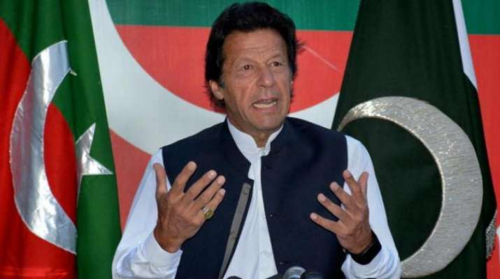 Criticism on Pakistan army by opposition similar to Indian propaganda: PM Imran Khan