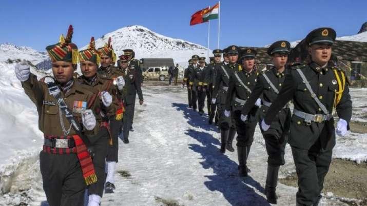 sino india border row
