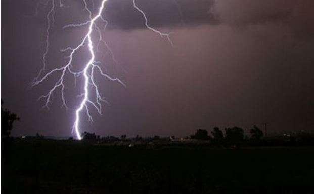 Lightning strikes Ambala jail premises, no loss of life or property