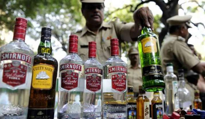 People line-up as liquor shops open from today in Bengaluru