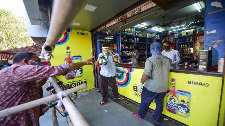 Liquor shops allowed to re-open in Uttar Pradesh malls