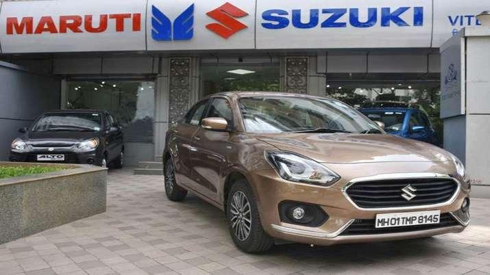 Maruti Suzuki records Zero sales for first time ever in