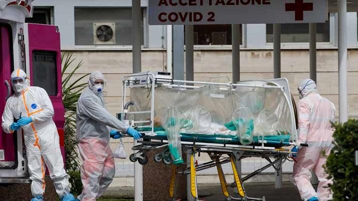 Coronavirus patient dies at Mathura Military Hospital