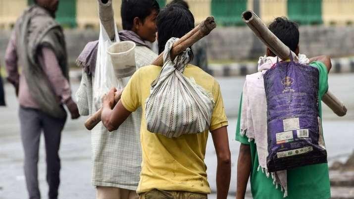 Registration begins for stranded migrant labourers in Kerala