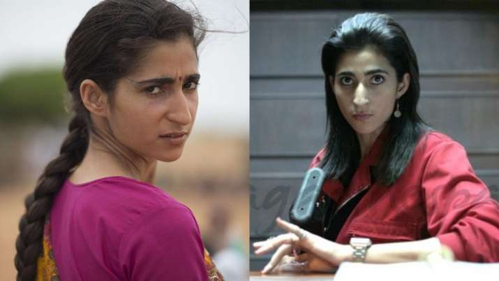 Nairobi aka Alba Flores from Money Heist speaking fluent Telugu in viral video leaves fans startled