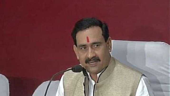 Madhya Pradesh health minister, Narottam Mishra