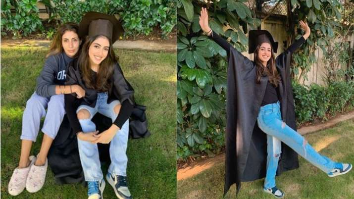 Amitabh Bachchan's emotional note to Shweta's DIY ceremony, Navya Naveli's graduation day was a spec