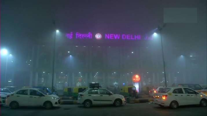 New Delhi railway station, NDLS, New Delhi, redevelopment project