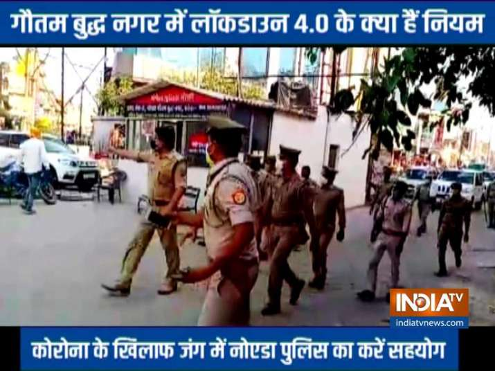 Lockdown 4.0: Noida Police reaches out to people, appeals to abide by rules
