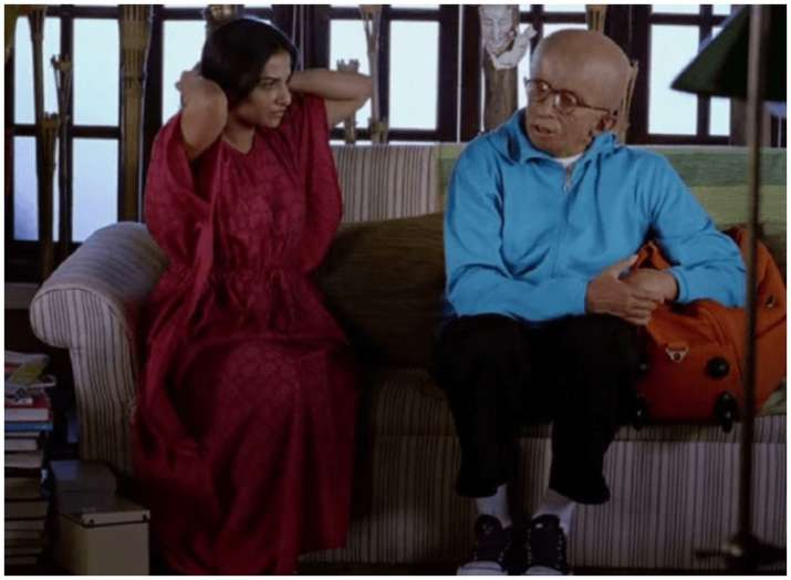 India Tv - Vidya Balan and Amitabh Bachchan in Paa