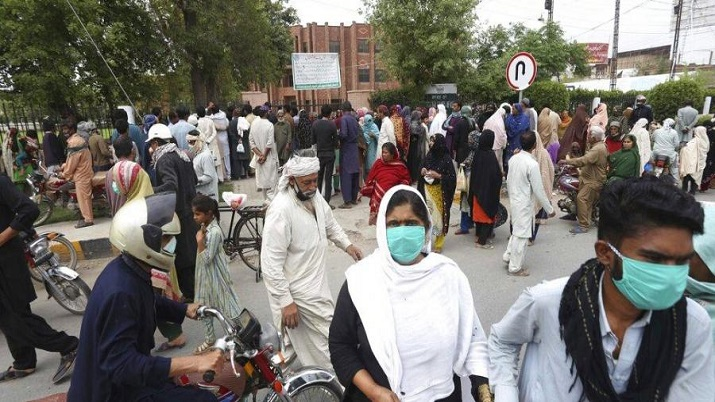 Pakistan's coronavirus cases rise to 29,465; death toll at 639