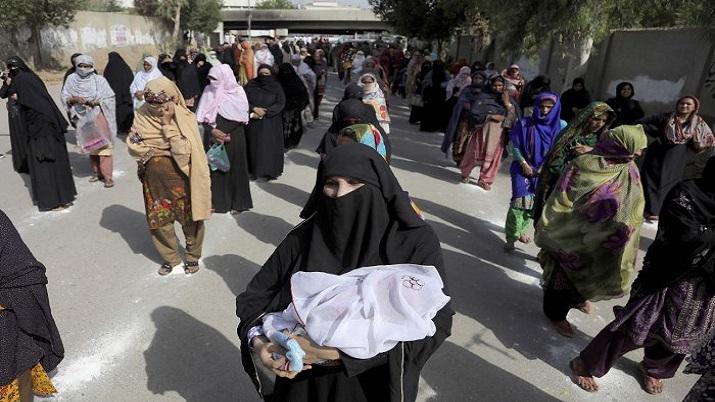 Pakistan's coronavirus cases rise to 34,336; death toll at 737