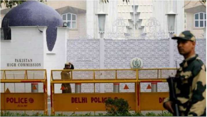 India expels two Pakistan High Commission officials on charges of espionage