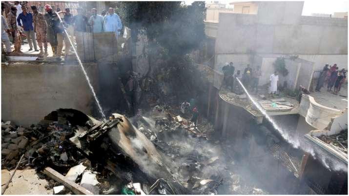 'Mayday, mayday we've lost engine,' pakistan crash,pakistan flight crash,pakistan air crash,pakistan