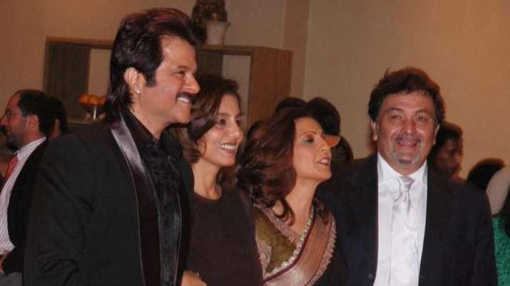 Anil Kapoor shares throwback photos with Rishi Kapoor at Ranbir-Sonam's Saawariya film launch thumbnail