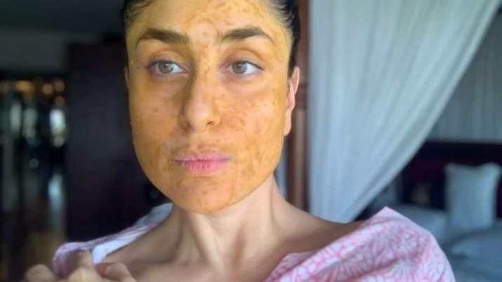 Kareena Kapoor Khan's summer essentials include 'Messy bun, Kaftan and homemade masks'