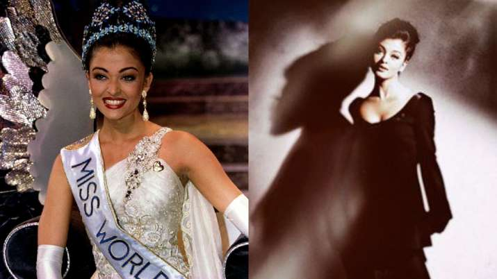 Aishwarya Rai Bachchan's old photos just after her Miss World win