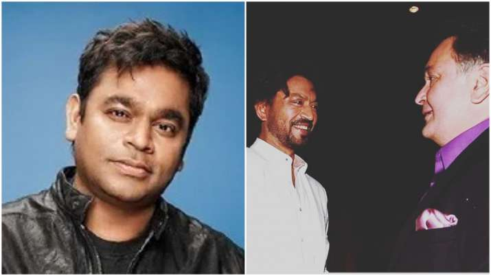 AR Rahman grieves loss of Rishi Kapoor, Irrfan Khan: Unfortunate we couldn't even attend the funeral