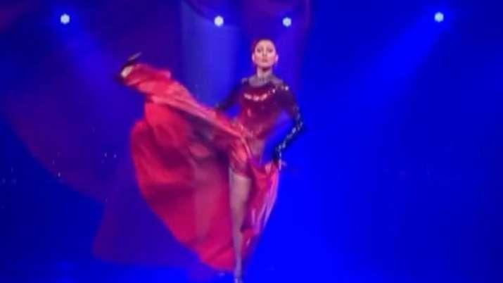 When Urvashi Rautela performed Flamenco dance form on Bollywood's Humma song
