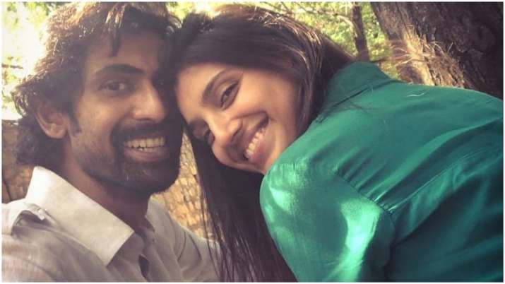 Baahubali star Rana Daggubati proposes girlfriend Miheeka Bajaj, shares first pic