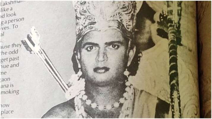 When Ramayan's 'Lakshman' Sunil Lahri played 3 different characters at the same time, see pics