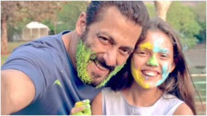 Young girl in Salman Khan's Tere Bina video is a supermodel's daughter. Know more