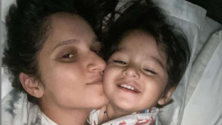 Wouldn't have it any other way: Sania Mirza posts pic with son