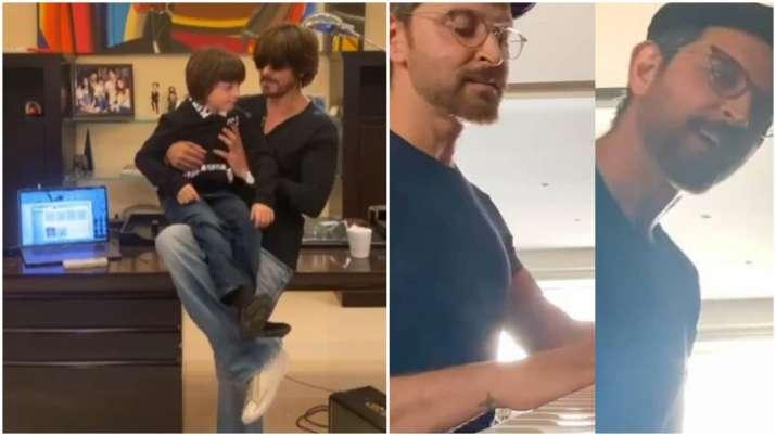 SRK, Aamir Khan, Hrithik Roshan, Alia Bhatt turn singers to raise funds for COVID-19 (Watch Videos)