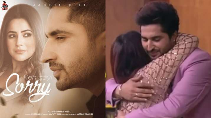 Shehnaaz Gill to feature in Jassie Gill's next song Keh Gayi Sorry. First poster out