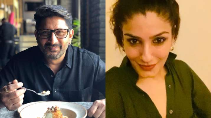 Arshad Warsi loses 6 kilos in a month, Raveena Tandon complains 'weighing scale didn't budge after 1