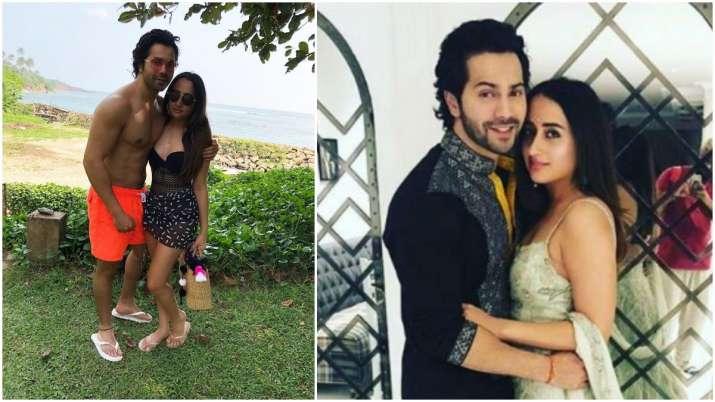 Varun Dhawan wishes happy isolation birthday to girlfriend Natasha Dalal, shares adorable pics