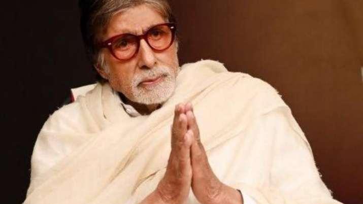 Amitabh Bachchan shares motivational song 'Guzar Jayega' featuring over 60 celebs