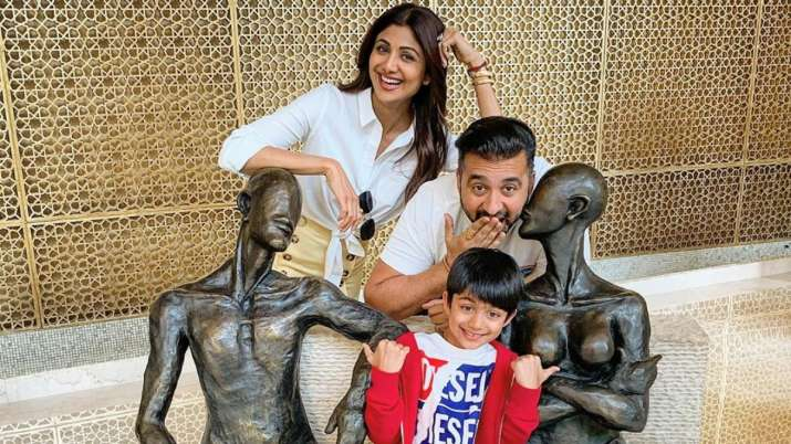Shilpa Shetty posts birthday wishes and prayers for son Viaan