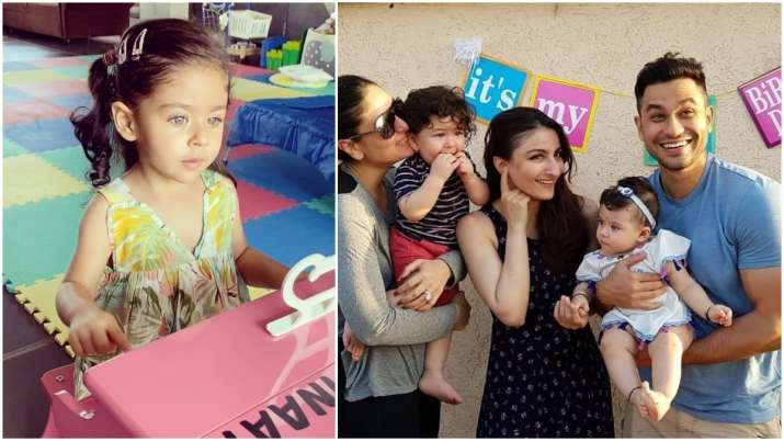 Kunal Khemu turns 37: Daughter Inaaya sings birthday song, Kareena Kapoor shares throwback pic