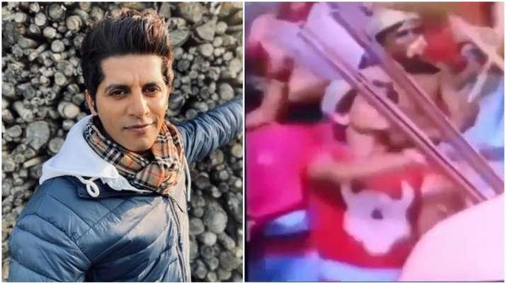 Karanvir Bohra finds error in Ramayan's epic fight scene, shares video
