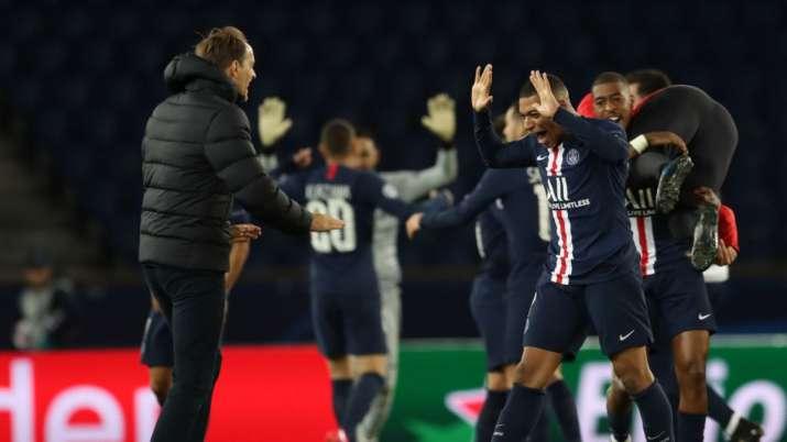 psg, paris saint germain, french league, ligue 1, french league champions, psg ligue 1, coronavirus,