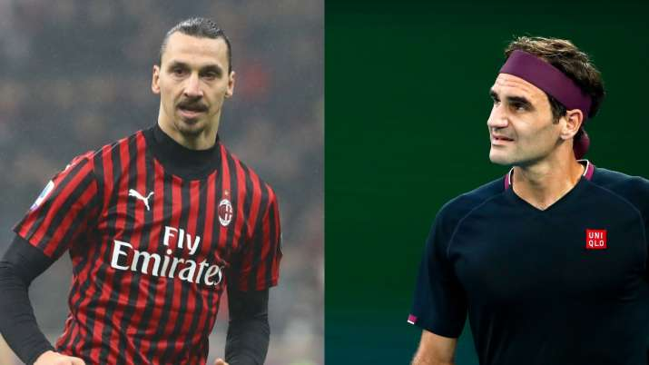 Ac Milan Head Coach Compares Zlatan Ibrahimovic To Roger Federer Click Now
