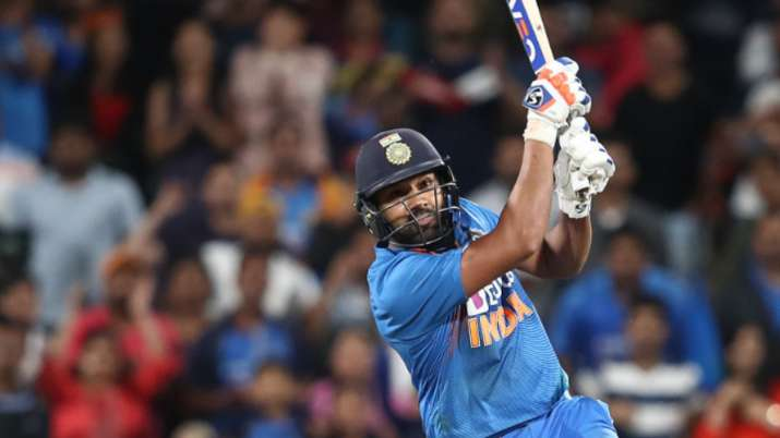 Miss hitting the ball, can't wait to go out and play: Rohit Sharma