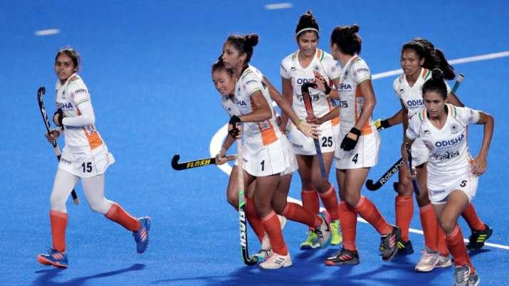 india womens hockey team, indian hockey, india womens hockey, rani rampal, coronavirus