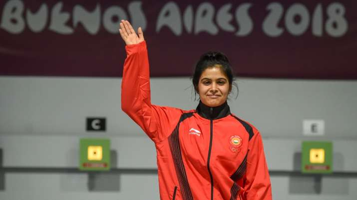 Very hopeful of Olympics taking place next year, maintaining my game and doing well: Manu Bhaker