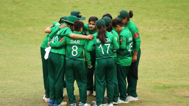pakistan womens team, pakistan womens team fitness tests, online fitness tests