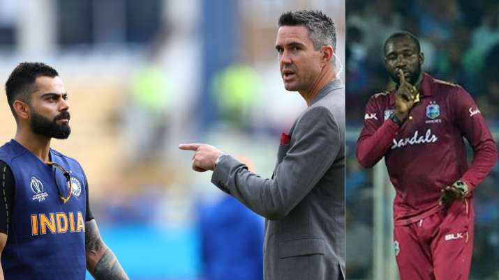 KP can't go after Kohli because he's 'the big man': Kesrick Williams reacts to Pietersen's old tweet