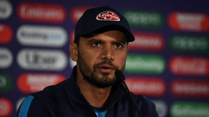 Bowling coach Gibson feels now could be the time for Mashrafe Mortaza to move on