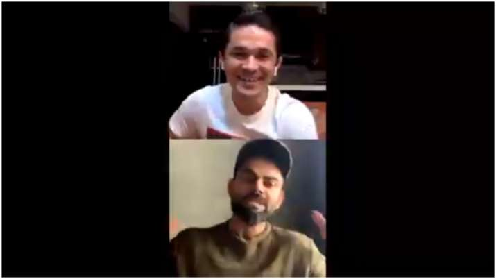 Two kids talking about growing up in 90s: Sunil Chhetri on chat with Virat Kohli